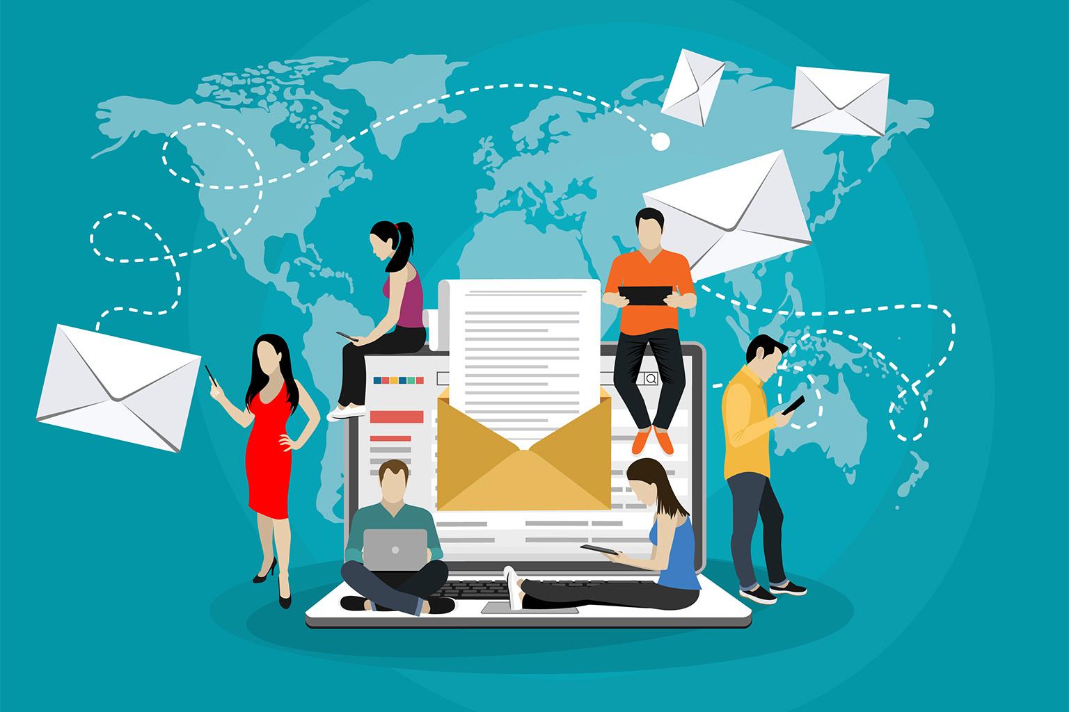 Elektronik posta yazarken nelere dikkat etmeliyiz?